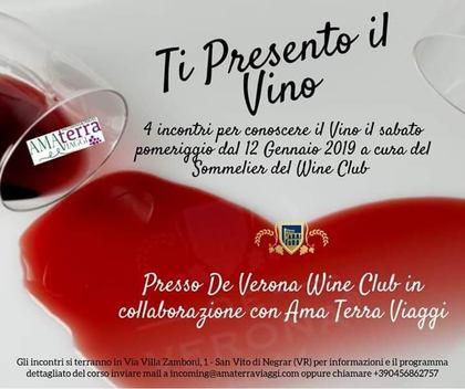 Ti presento il Vino - Wine Club