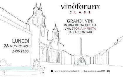 Vinòforum Class: il Vino incontra la Storia