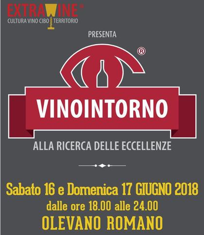 Vinointorno 2018 - Olevano Romano