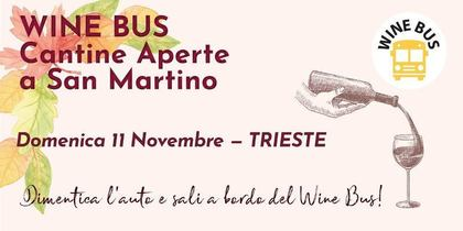 Il Wine Bus di Cantine Aperte a San Martino 2018