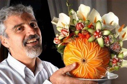 Art Food Design con Claudio Menconi a Vignole di Quarrata - Pistoia