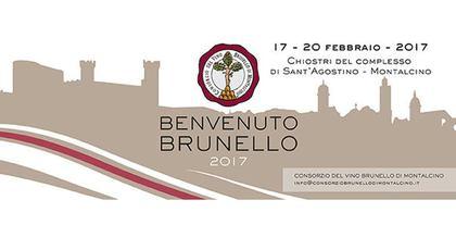 Benvenuto Brunello 2017 - Montalcino