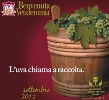 Benvenuta Vendemmia 2013, dal Veneto alla Puglia, dal Piemonte alla Campania