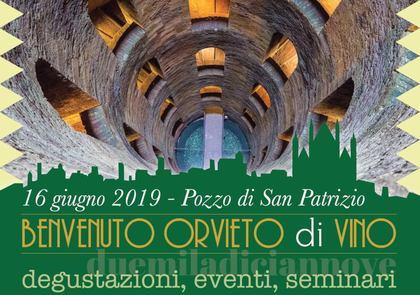 Benvenuto Orvieto diVino