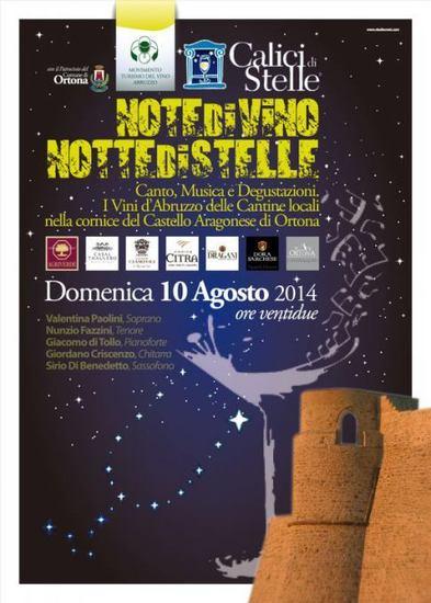 Calici di Stelle 2014 Abruzzo