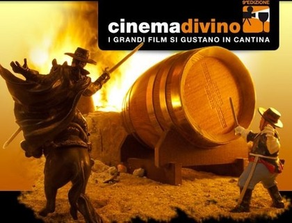 Cinemadivino 2012 in Abruzzo il 9 agosto con