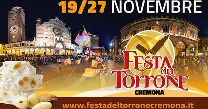 Festa del Torrone 2016 a Cremona