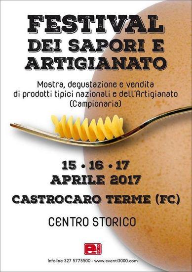Festival dei Sapori e Artigianato - Castrocaro Terme (Fc)