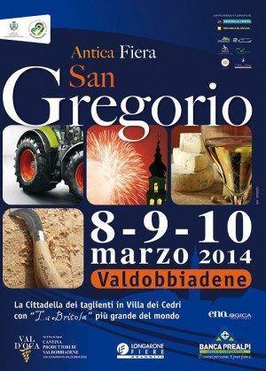 Antica Fiera di San Gregorio a Valdobbiadene 2014