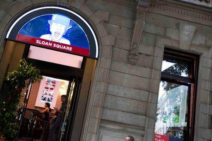 Pata Negra e Birra allo Sloan Square