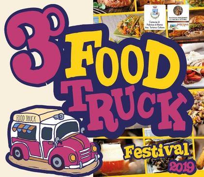 Food Truck Festival a Fabrica di Roma 2019