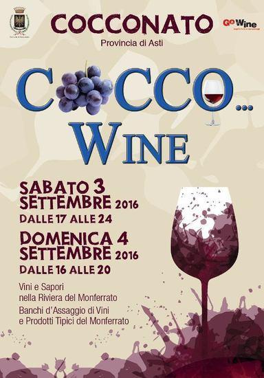 Cocco...Wine 2016 - il Monferrato in festa a Cocconato