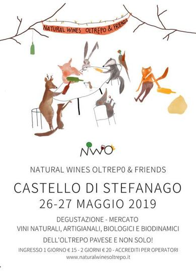 Natural Wines Oltrepo & Friends 2019