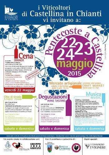 Pentecoste a Castellina 2015