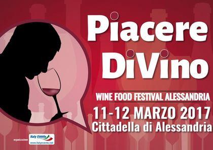 Piacere DiVino - Wine Food Festival ad  Alessandria
