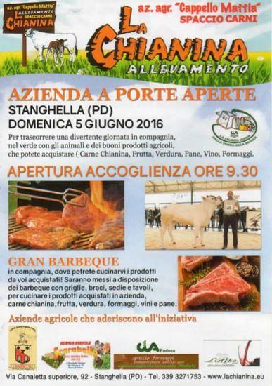 La Chianina - Azienda a Porte Aperte 5^ edizione