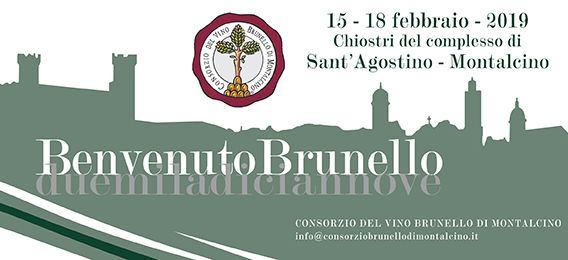 Benvenuto Brunello 2019 - Montalcino