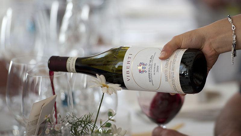 Cena - degustazione dedicata al Piemonte