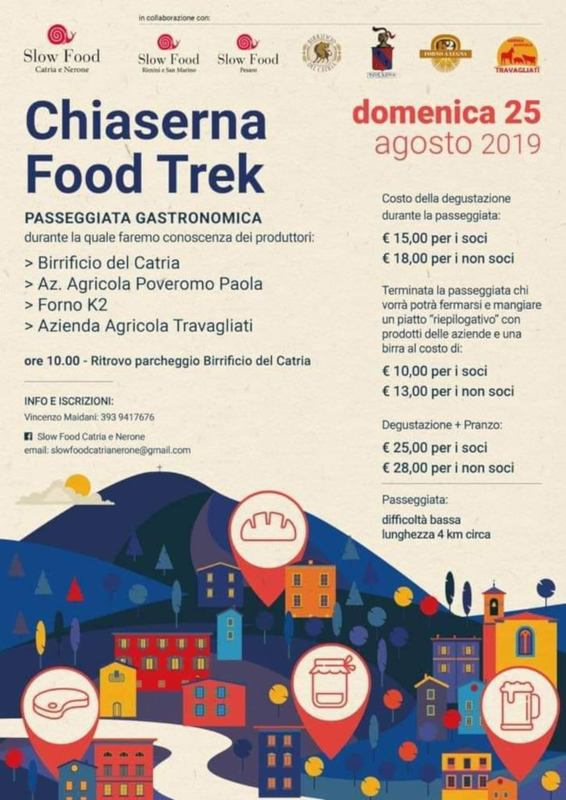 Chiaserna Food Trek