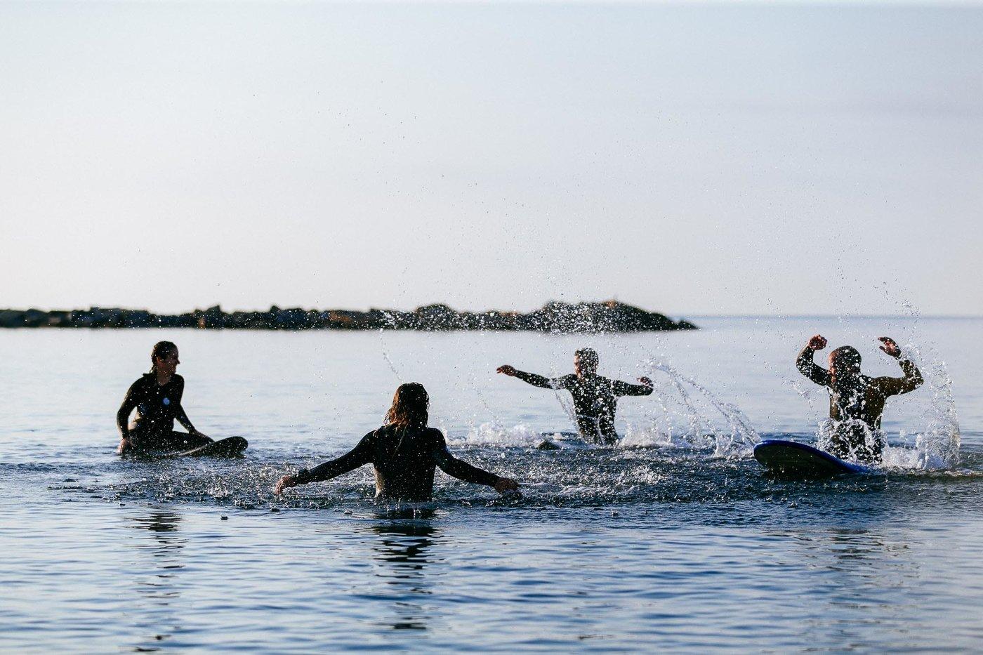 Weekend nel Ponente Ligure con Surf & Sea Days