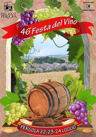 Festa del Vino 2016 a Pergola