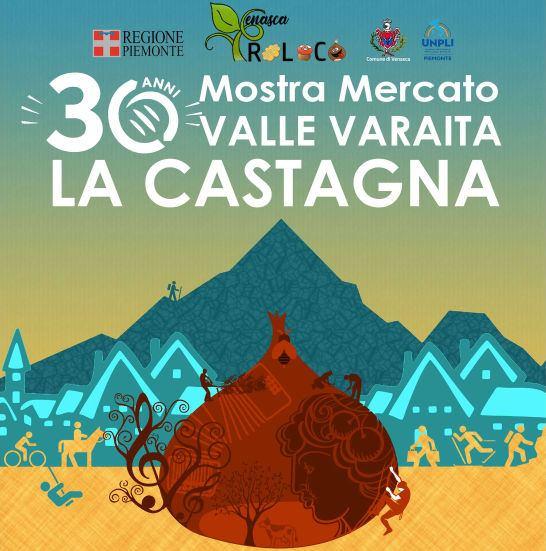 Castagna - Mostra mercato della Valle Varaita