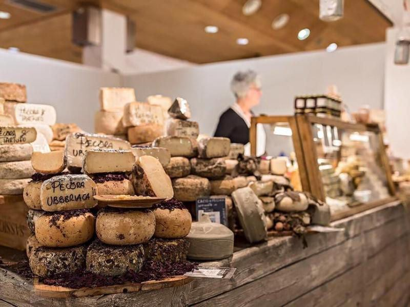 La Casolara, fiera delle migliori produzioni di formaggio a Trento