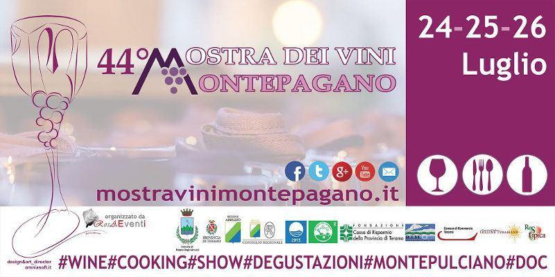 44^ Mostra dei Vini a Montepagano