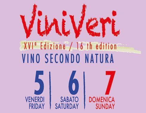 ViniVeri 2019, Vino secondo Natura