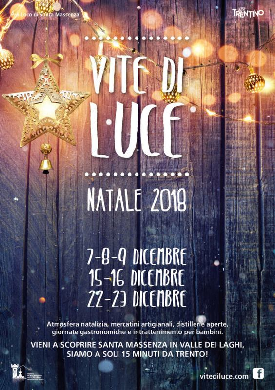 Vite di Luce - Natale 2018
