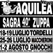Sagra della Zuppa - Aquilea