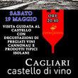 Cagliari Castello diVino 2012