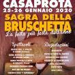 Sagra della Bruschetta - Casaprota (RI)