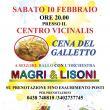 Cena del Galletto