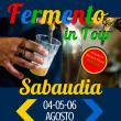 Fermento in Tour Sabaudia 2017