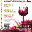 Festa del vino 2016 a Pico
