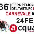 Fiera Regionale del Tartufo Nero Pregiato - Acqualagna