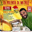 La polenta di Natale al Mercato Contadino Capannelle