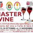 Master Wine - l'arte di bere bene a Rimini