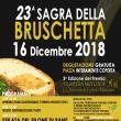 Sagra della Bruschetta a Monteleone Sabino 2018