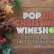 Pop Up Christmas Wine Shop