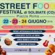 Street Food Festival 2018 a Solbiate (CO)