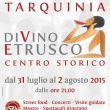 DiVino Etrusco 2015 a Tarquinia