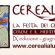 Cerealia. La Festa dei Cereali. Cerere e il Mediterraneo 2019
