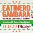 Eatinero Gambara 2017 Festival del Cibo di Strada Itinerante - Ed. San Patrizio