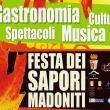 Festa dei Sapori Madoniti d'Autunno 2016