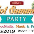 Hot Summer Party alle distillerie Roner