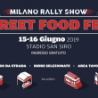 Street Food Fest - Milano Rally Show 2019