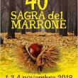 Sagra del Marrone 2018