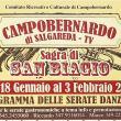 Sagra San Biagio - Campobernardo